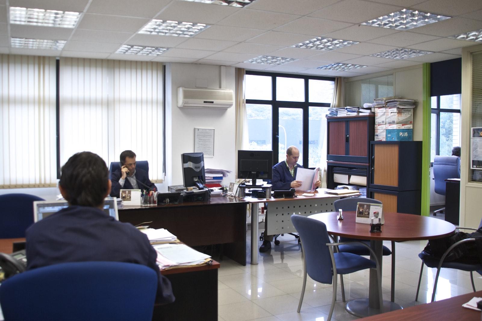 Gometegui oficina tecnica