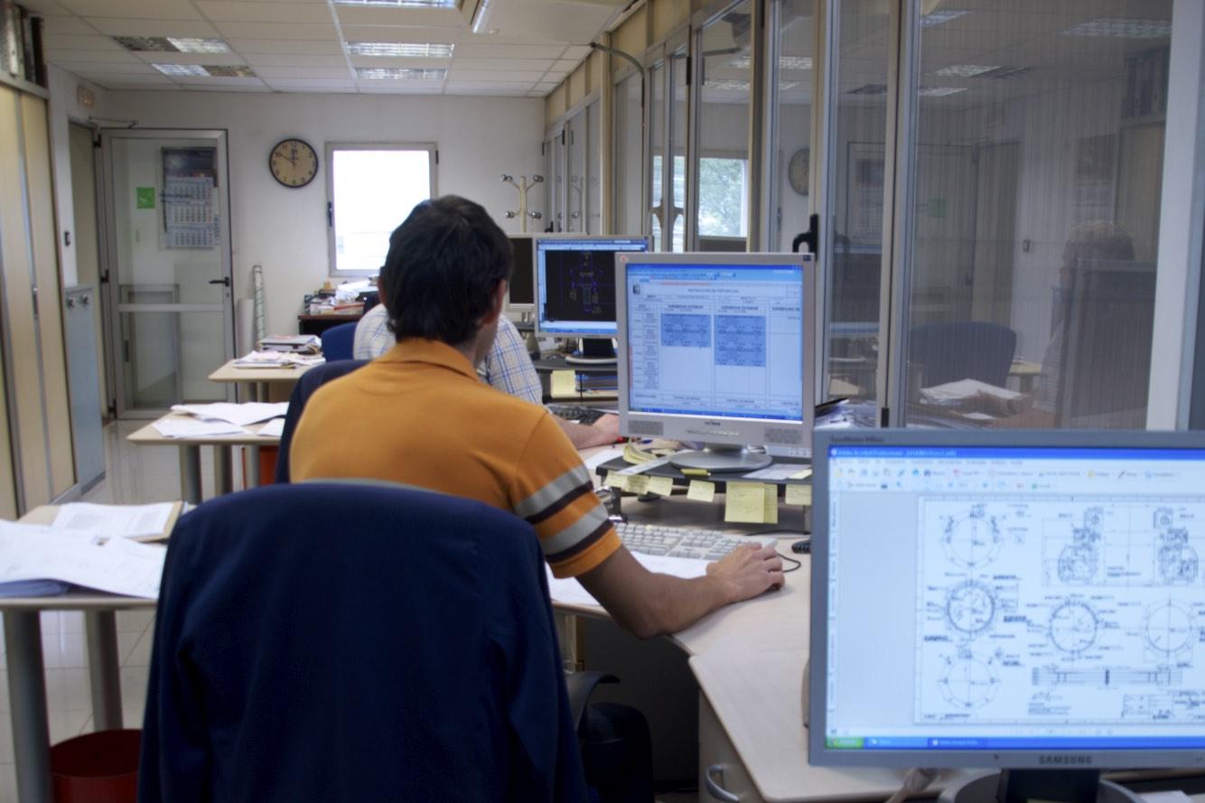 Oficina técnica Gometegui