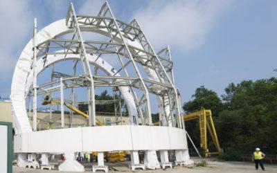 Telescopio Solar ATST-Daniel K. Inouye