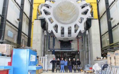 Dynamic Nacelle Testing Laboratory