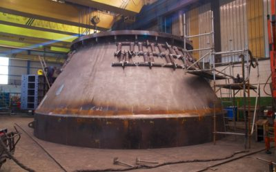 Boilermaking solutions for the most demanding challenges in the heavy industry